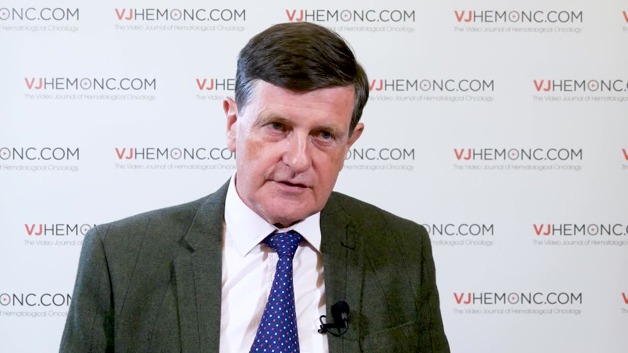 Measurable residual disease in AML