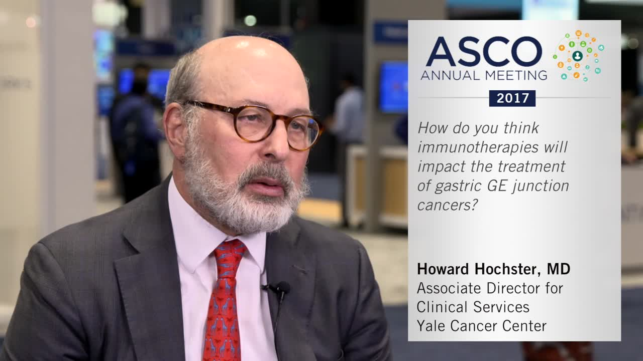 Impact of immunotherapies in the treatment of gastric & GE junction cancers
