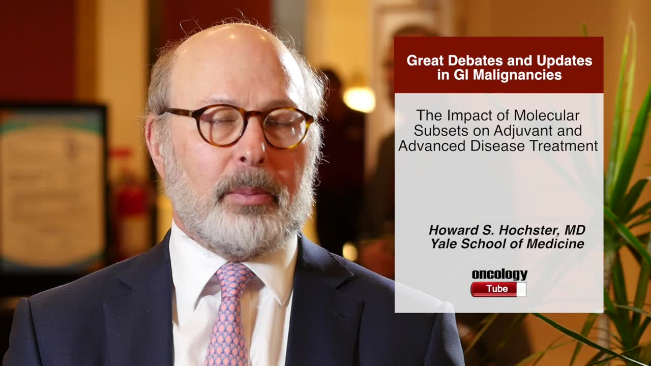The Impact of Molecular Subsets on Adjuvant and Advanced Disease Treatment