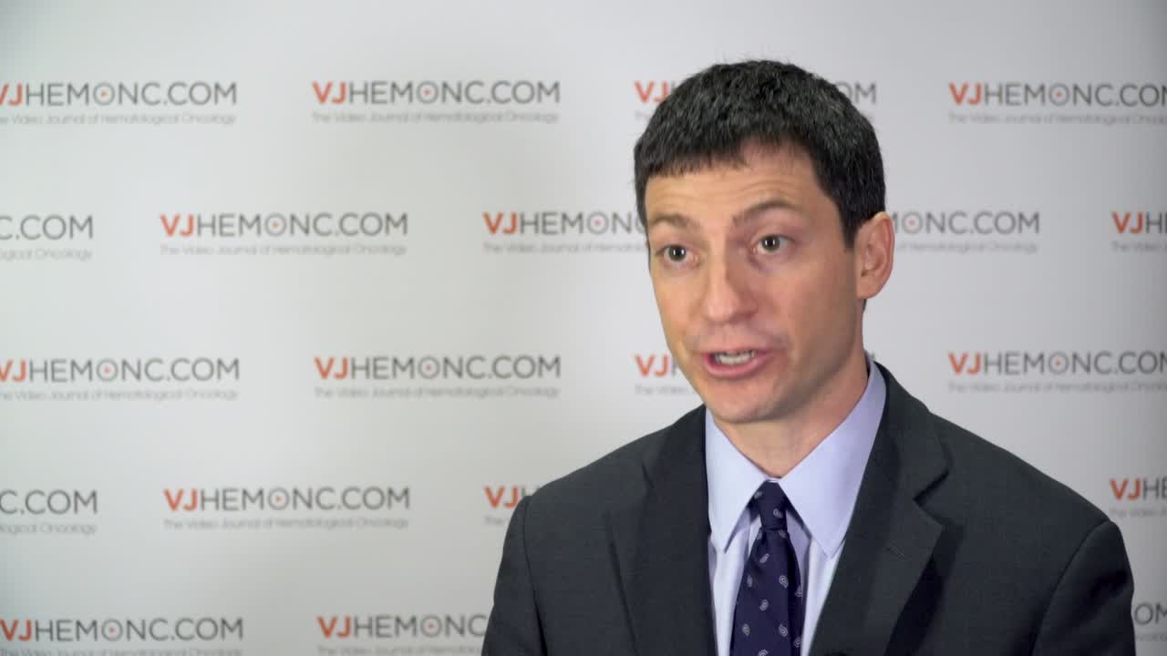 Determining the best course of treatment for younger patients with relapsed/refractory CLL