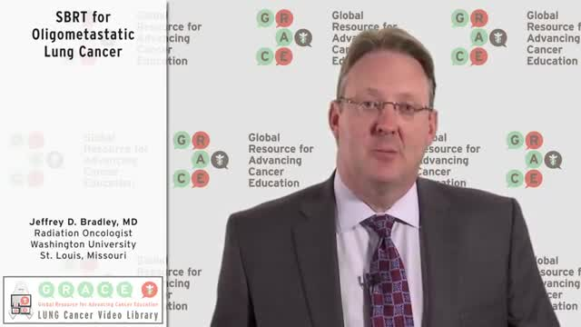 SBRT for Oligometastatic Lung Cancer [720p]