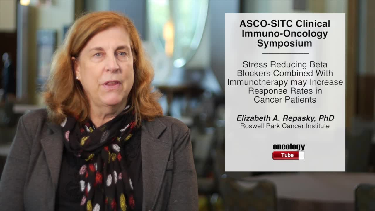 Stress Reducing Beta Blockers Combined With Immunotherapy May Increase Response Rates in Cancer Patients