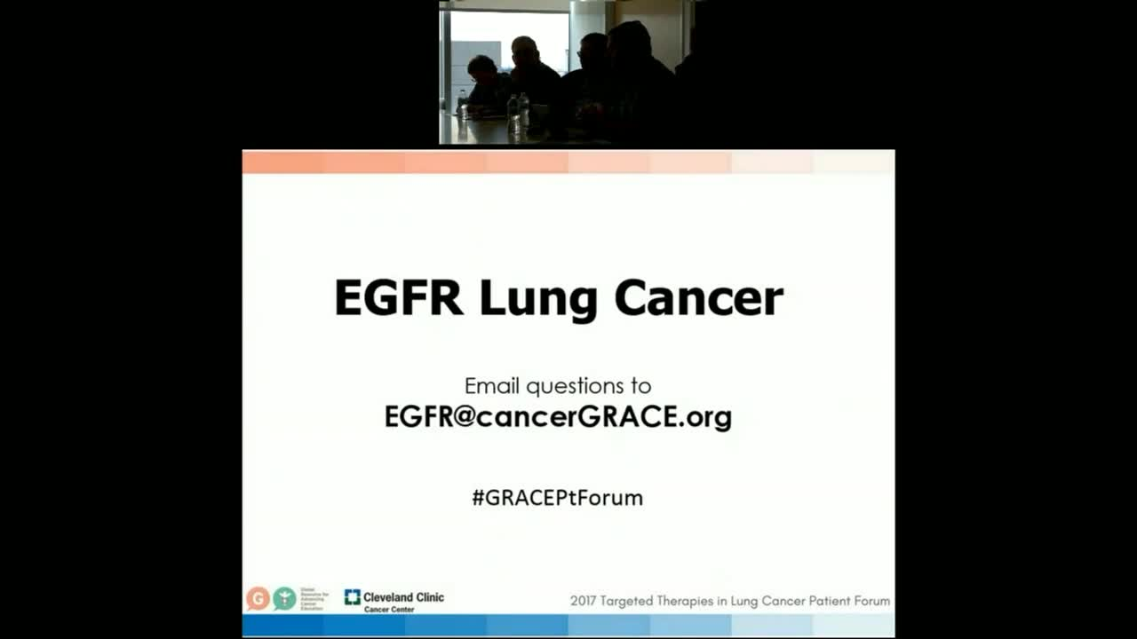 EGFR Breakout Video Targeted Therapies 2017 [720p]