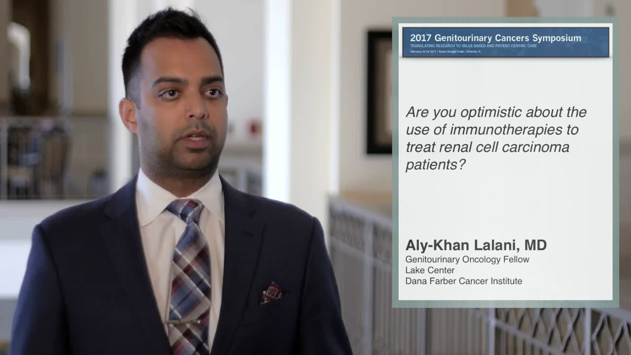 The Use of Immunotherapy to Treat Renal Cell Carcinoma Patients