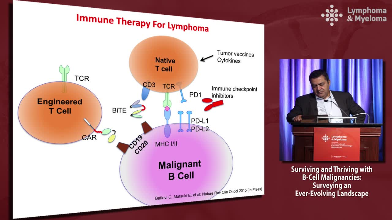 New antibodies and antibody-drug conjugates for B-cell lymphoma