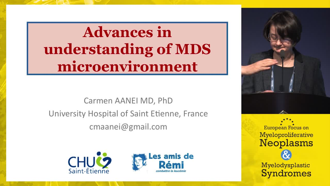 Advances in understanding of MDS microenvironment