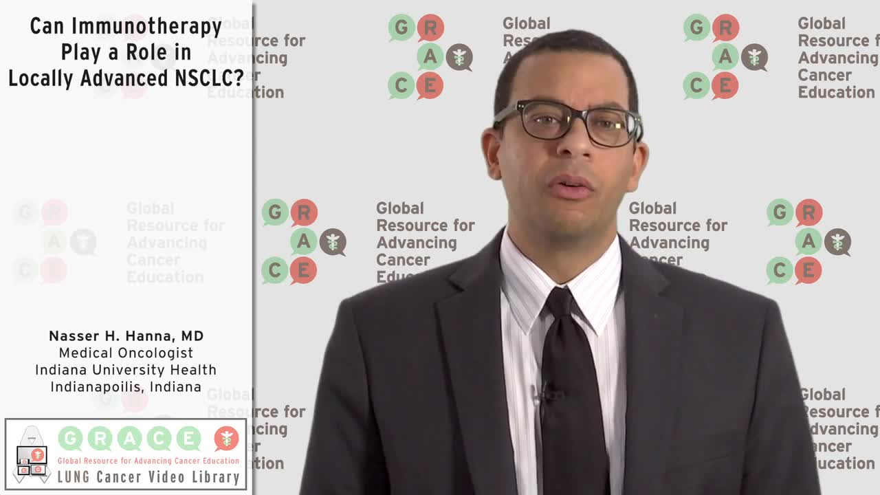 Can Immunotherapy Play a Role in Locally Advanced NSCLC_ [720p]