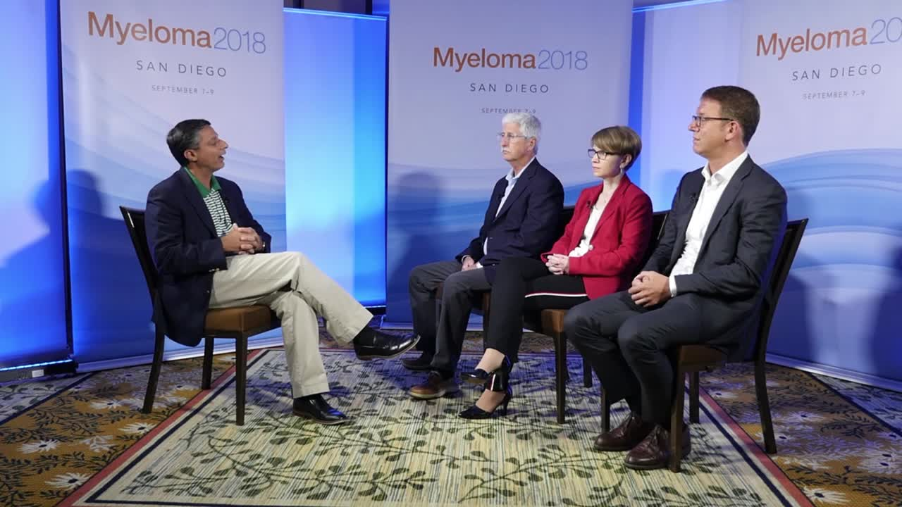 Genomics and proteomics of drug resistance in myeloma: PIs, IMiDs & CD38