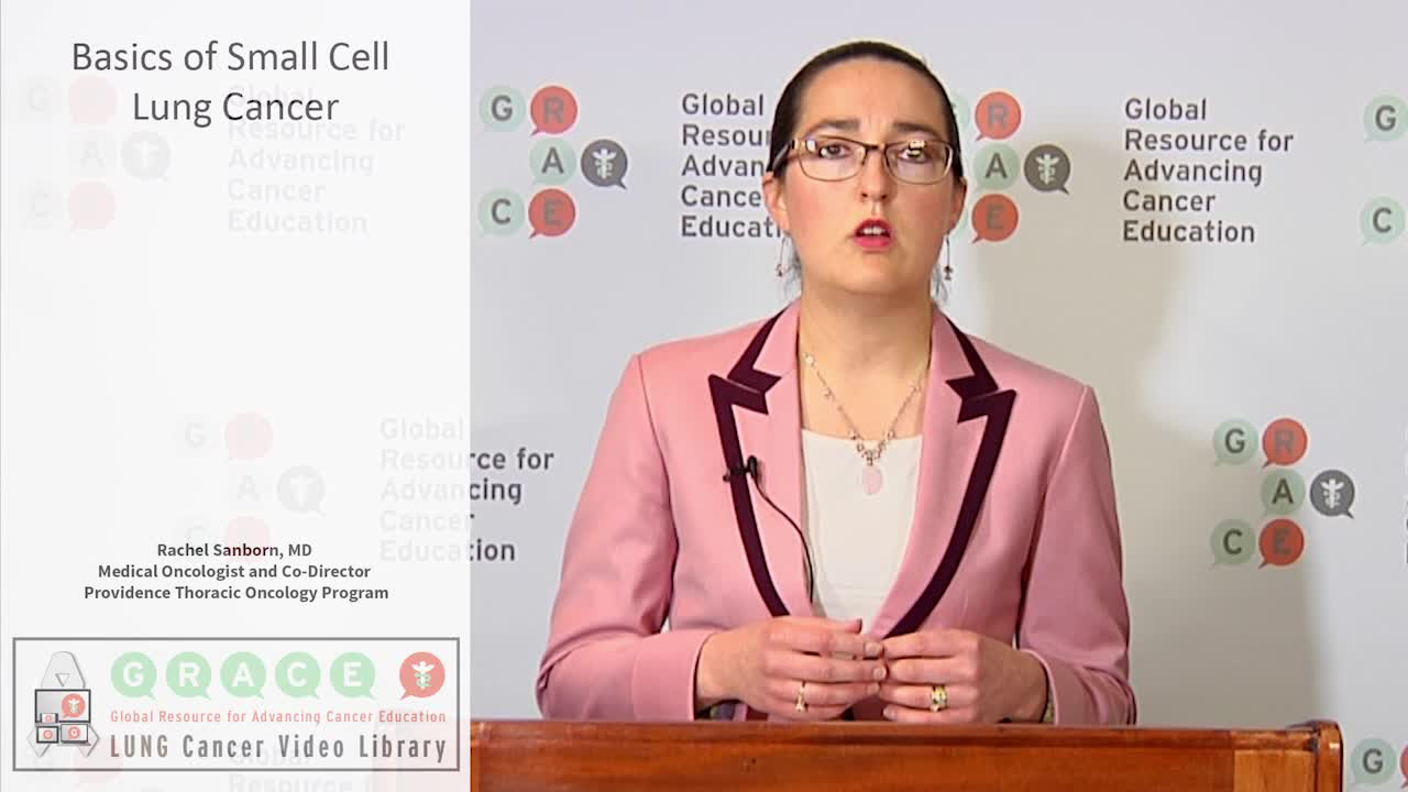 Basics of Small Cell Lung Cancer