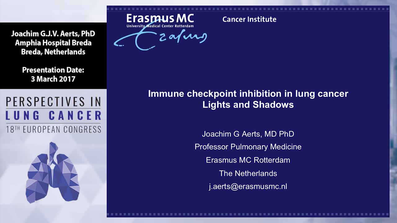 Immune checkpoint inhibitors in lung cancer: Lights and shadows