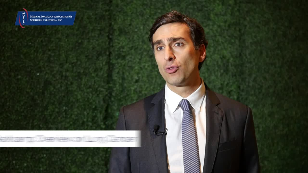Dr. Reckcamp Overview on Lung Cancer Combine established Immunotherapy w new therapies