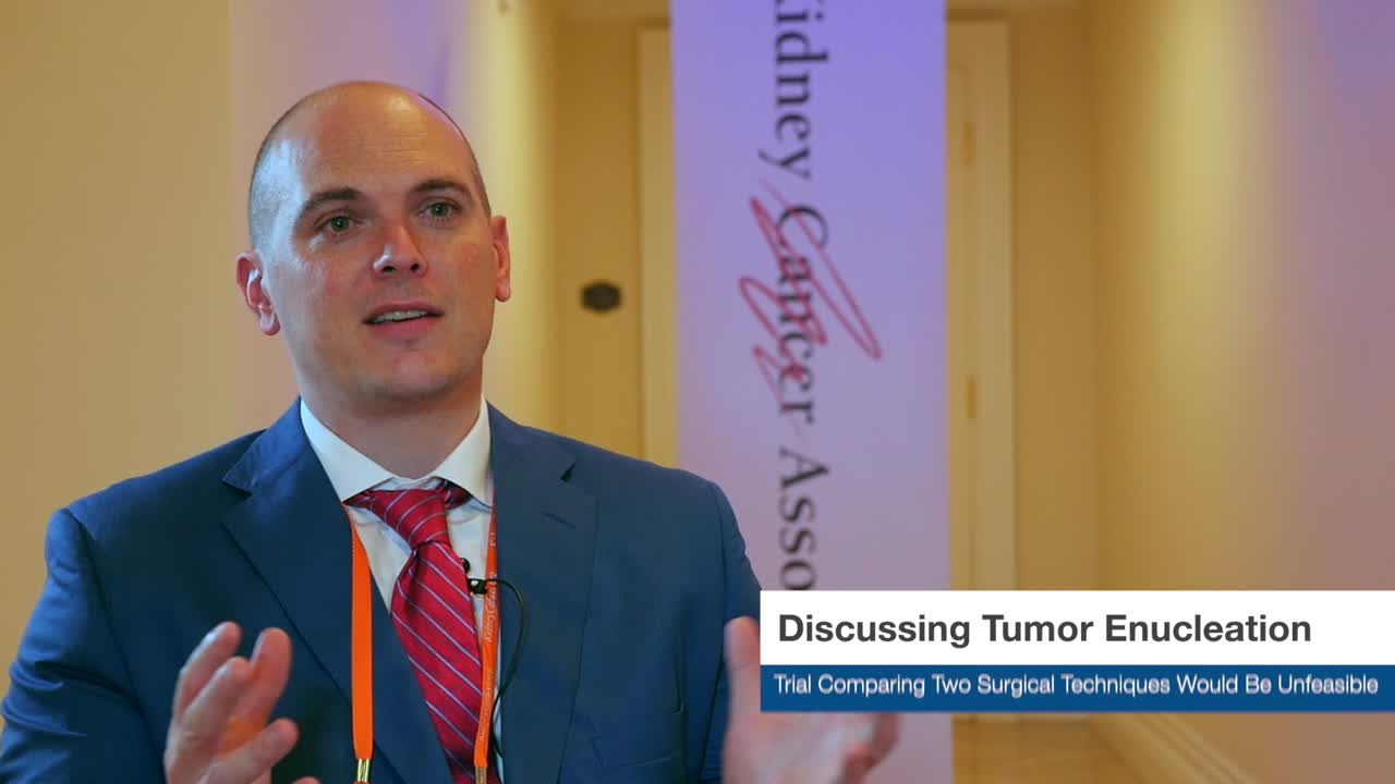 Discussing Tumor Enucleation