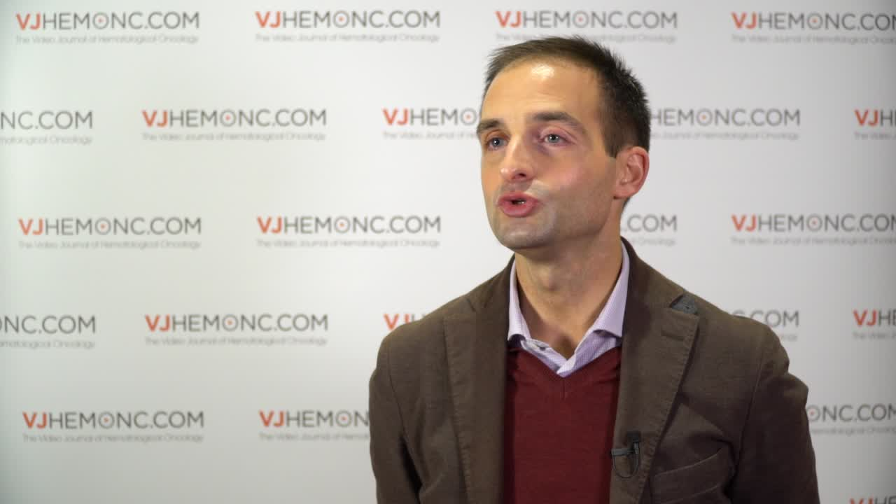 Using next generation flow to measure MRD in multiple myeloma patients