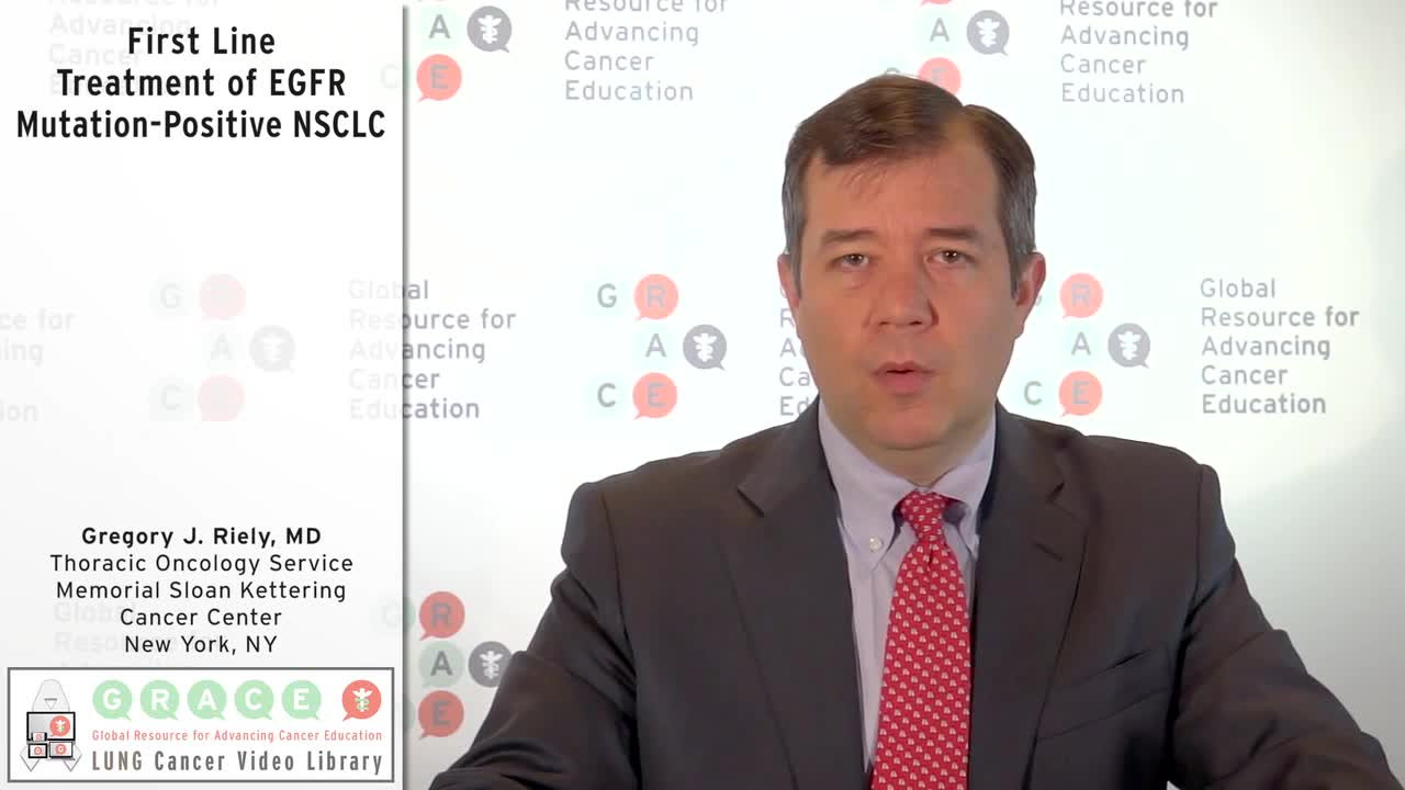 First Line Treatment of EGFR Mutation-Positive NSCLC [720p]