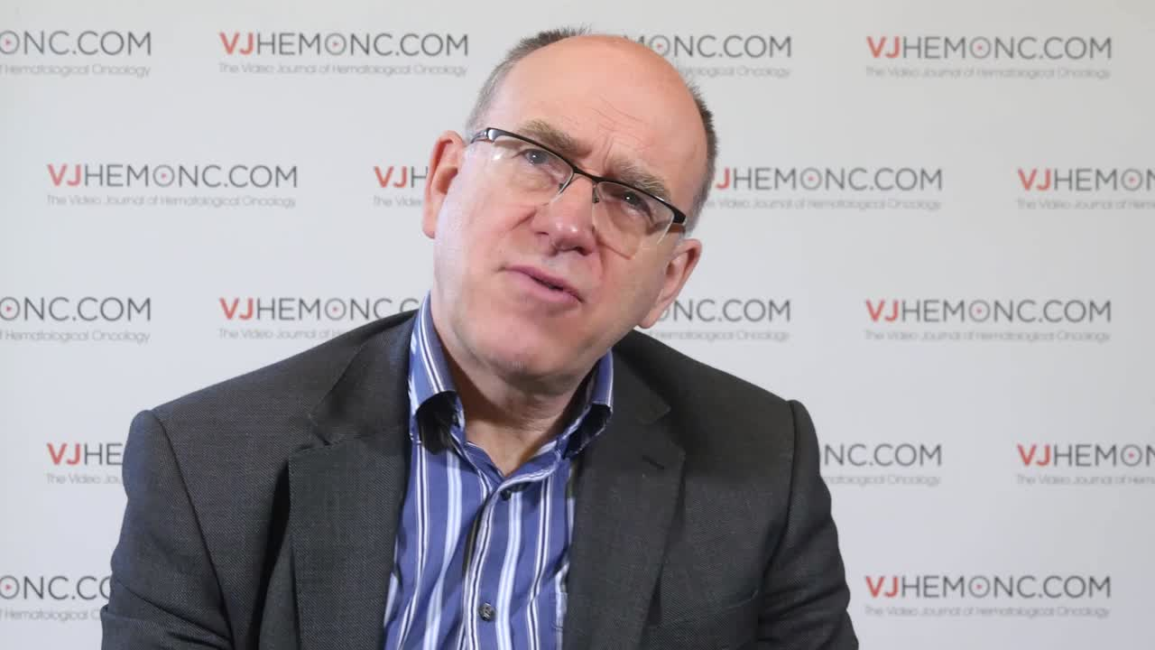 Improving outcomes after transplant in AML