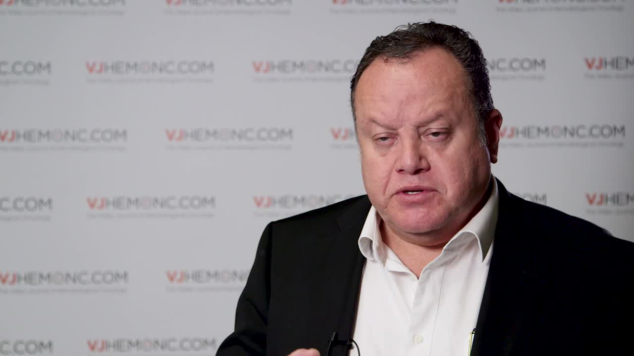 MRD in multiple myeloma: determining response