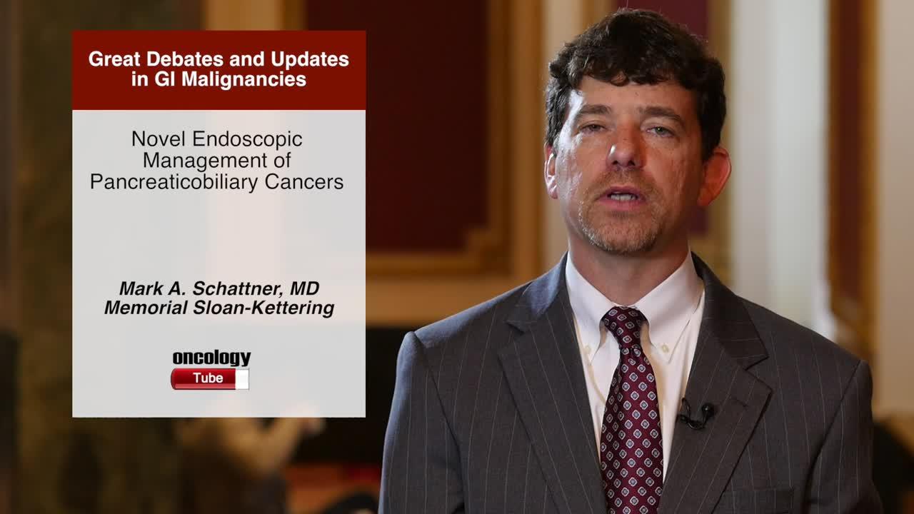 Novel Endoscopic Management of Pancreaticobiliary Cancers
