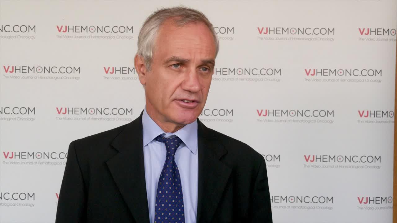 Targeting chemokines in lymphoma