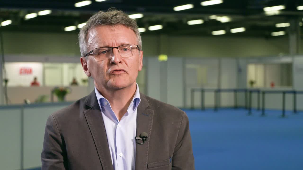 Using MRD to inform CLL treatment in a clinical trial