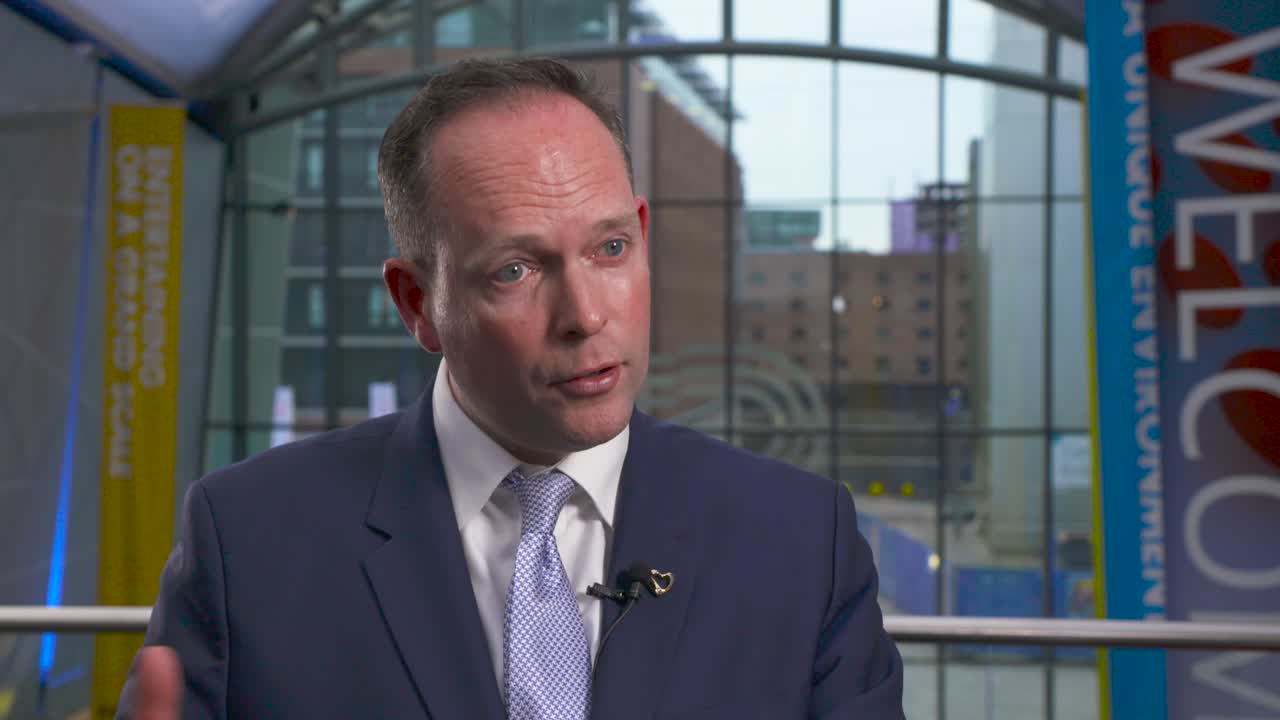 Alex Lyon, Interview, BSH 2018, Treatment, General, Cancer, therapy, prevention, cardiovascular complications, heart failure, chemotherapy, adverse events, cardio-oncology, cardiology, side effects, toxicity