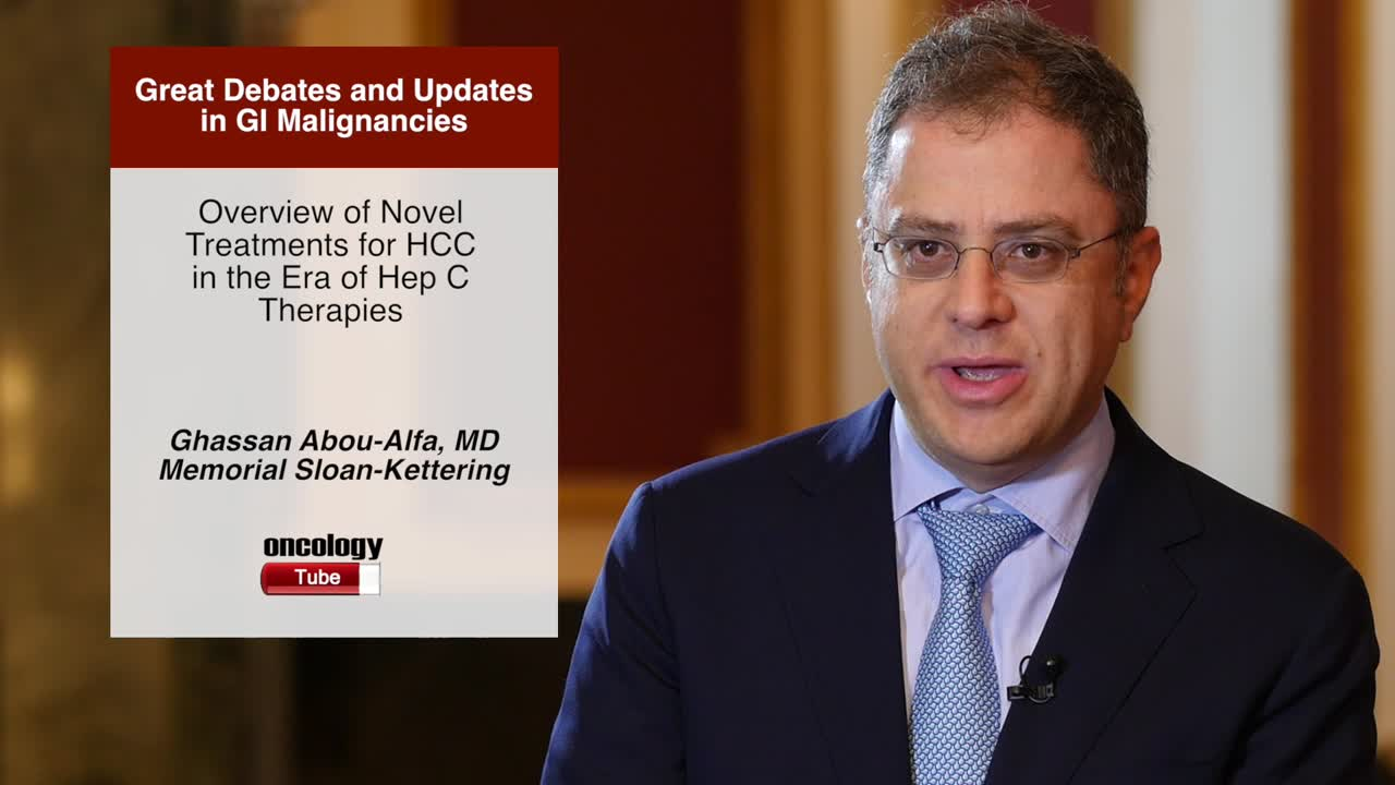 Overview of Novel Treatments for HCC in the Era of Hep C Therapies