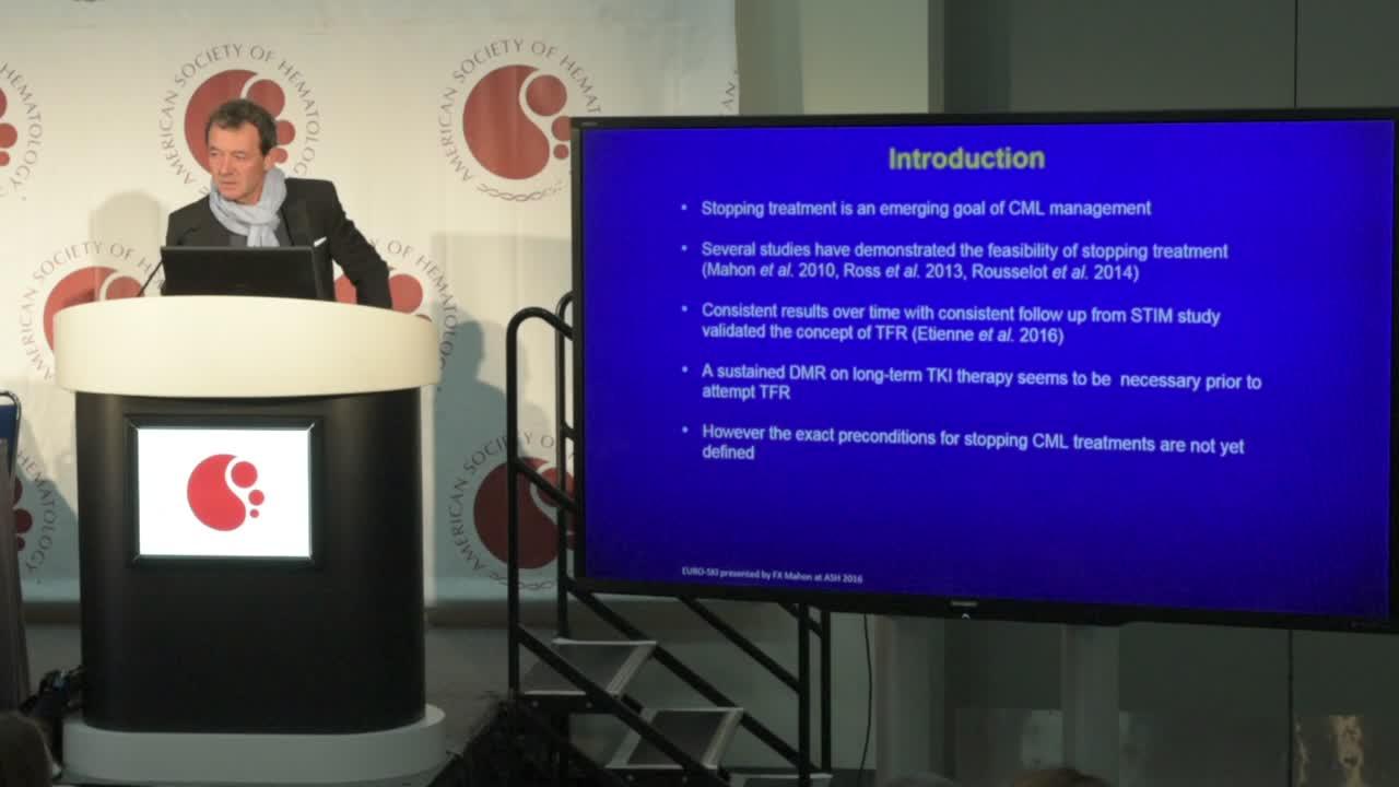 Tyrosine Kinase Inhibitors Treatment in CML Patients with Deep Molecular Response