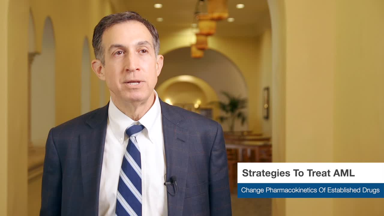 Strategies To Treat AML