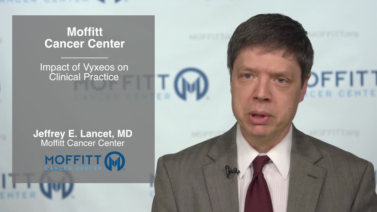 Impact of Vyxeos on Clinical Practice