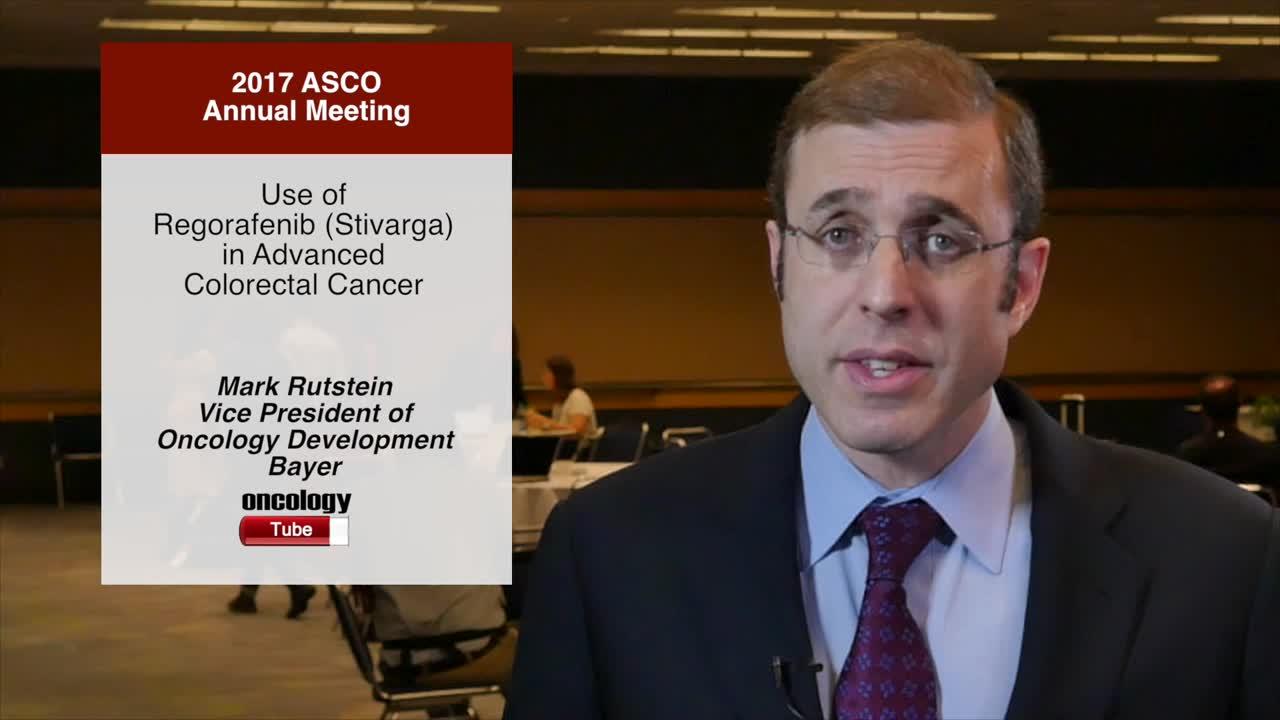Use of Regorafenib (Stivarga) in Advanced Colorectal Cancer