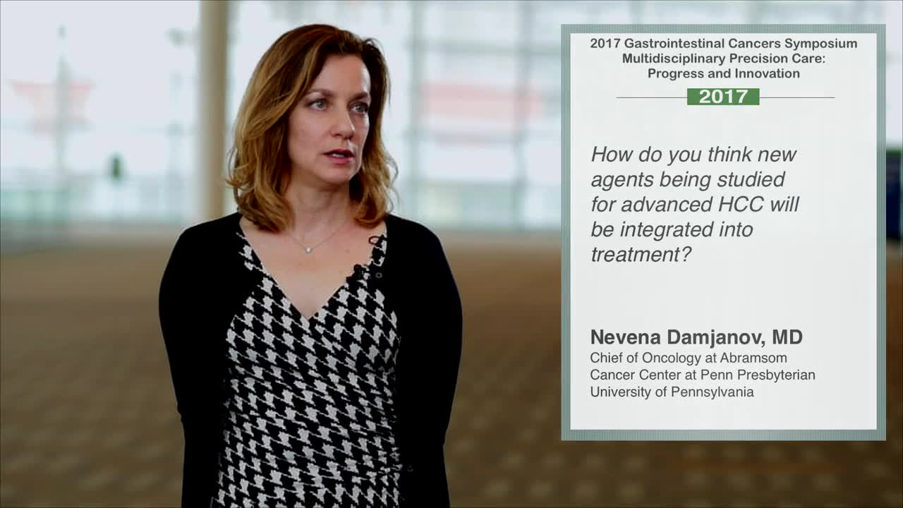 New Agents for Advanced HCC Treatment