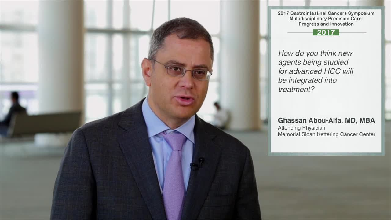 Integration of New Agents for Advanced HCC Treatment
