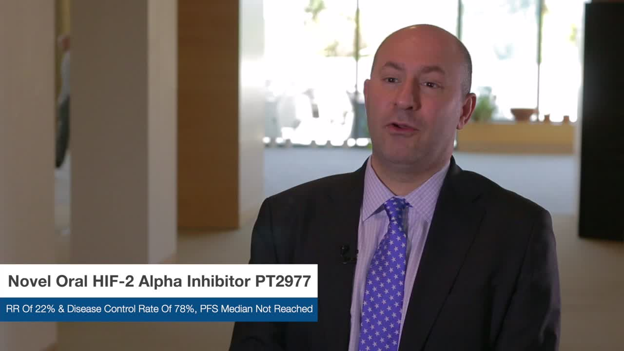 Novel Oral HIF-2 Alpha Inhibitor PT2977