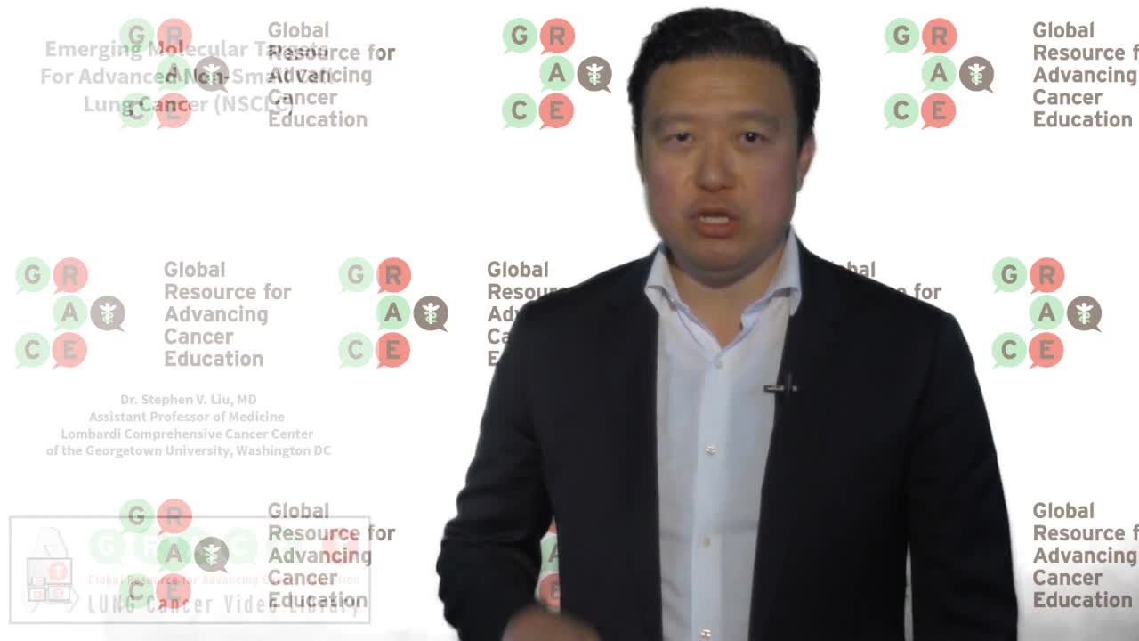 Emerging Molecular Targets For Advanced Non Small Cell Lung Cancer NSCLC [720p]