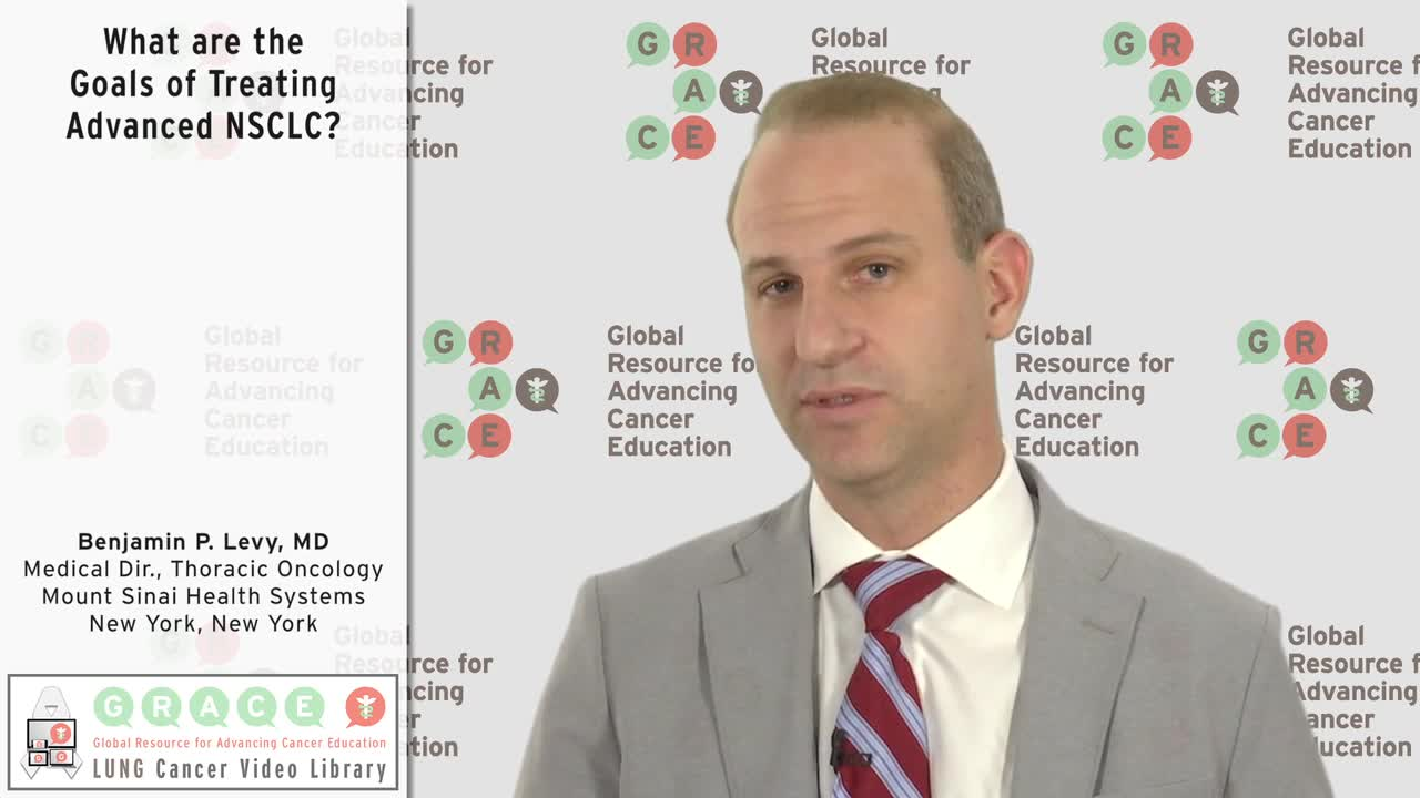 What are the Goals of Treating Advanced NSCLC_ [720p]