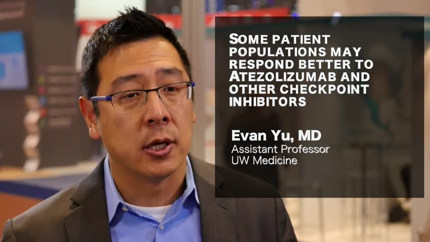 Some patient populations may respond better to Atezolizumab and other checkpoint inhibitors