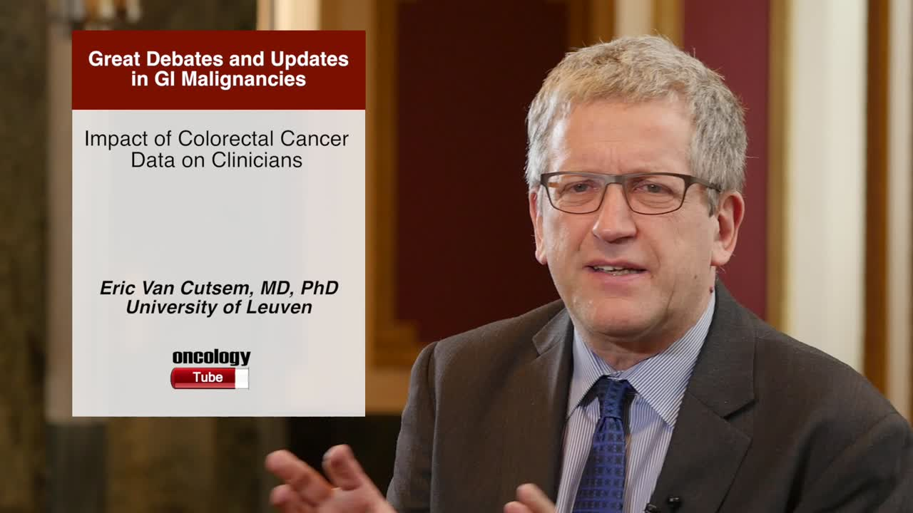 Impact of Colorectal Cancer Data on Clinicians