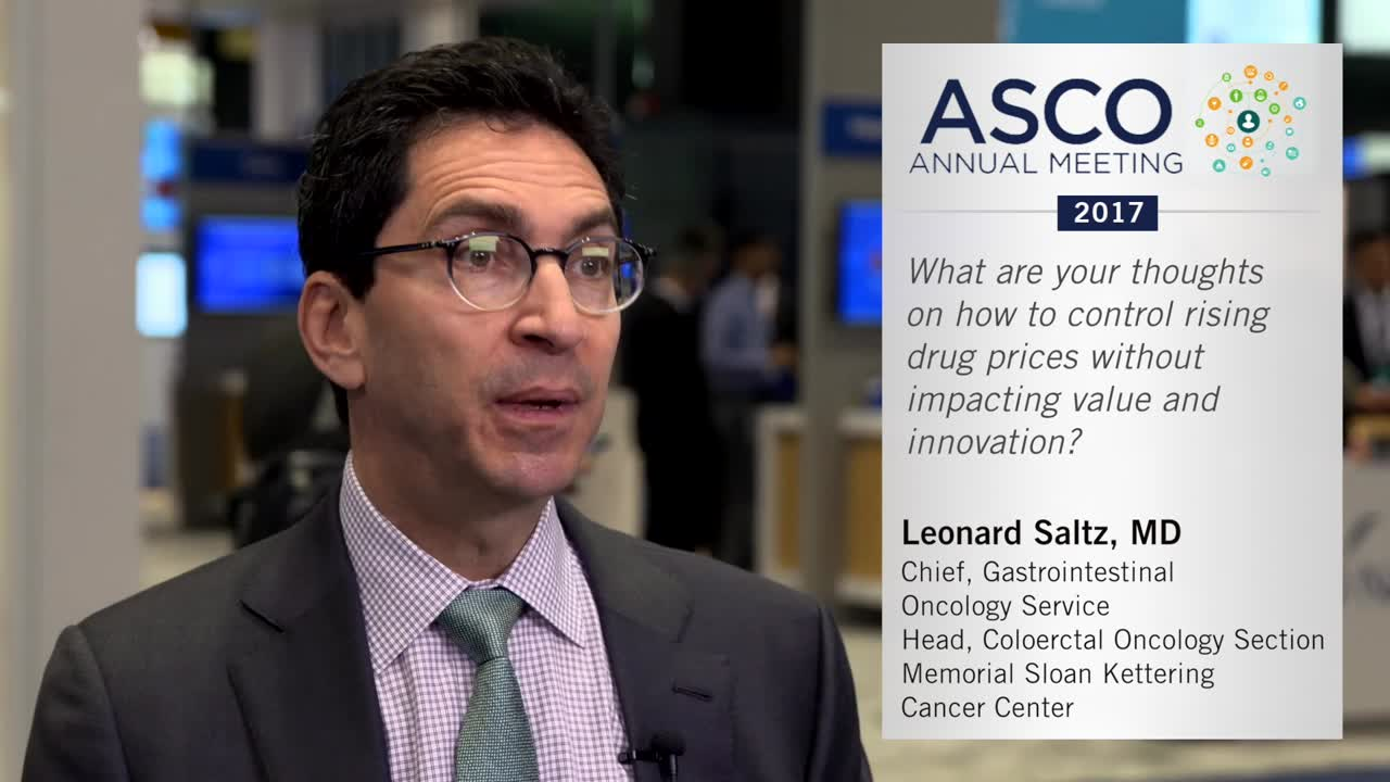 How to control rising drug prices without impacting value and innovation