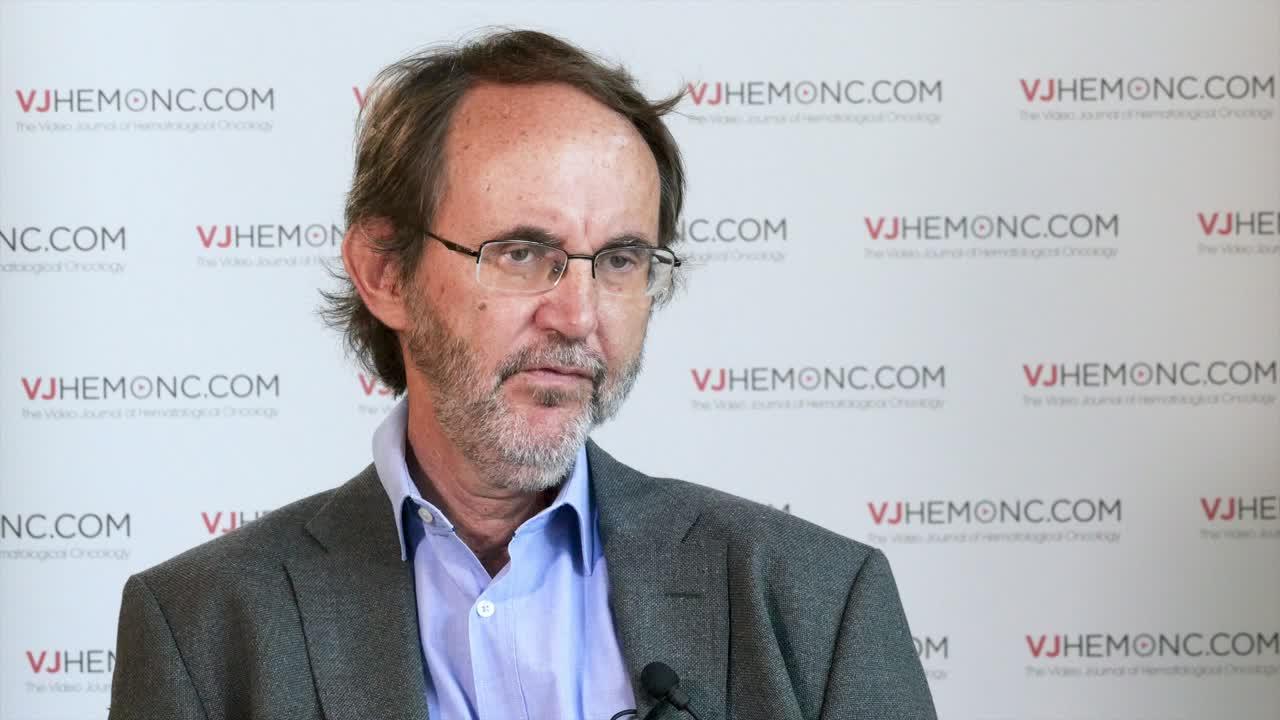 Finding novel treatment options for relapsed/progressing AML