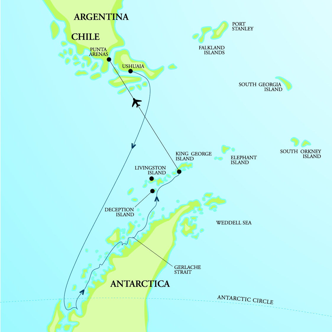 Cross into the Antarctic Circle 10 Night | One Ocean Expeditions