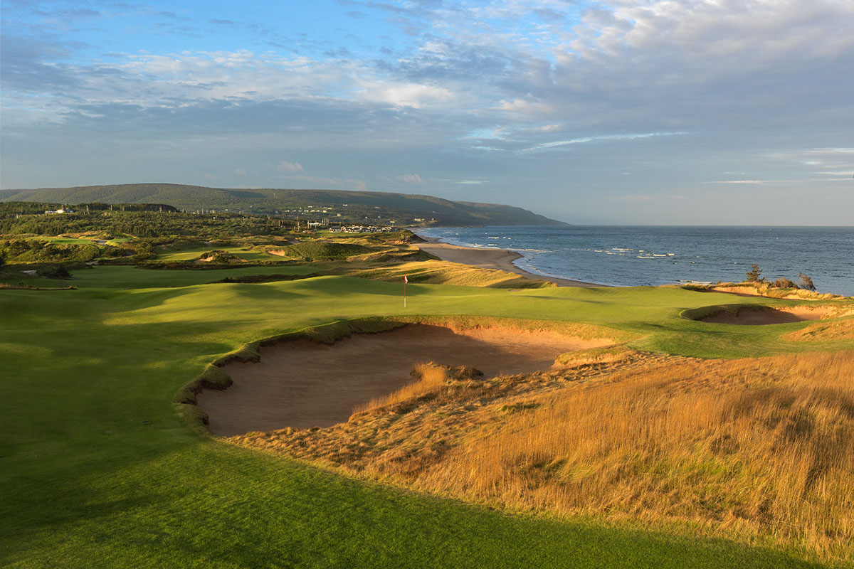 Explore Canada's Atlantic Coast and its best golf courses on an expedition cruise with One Ocean Expeditions.