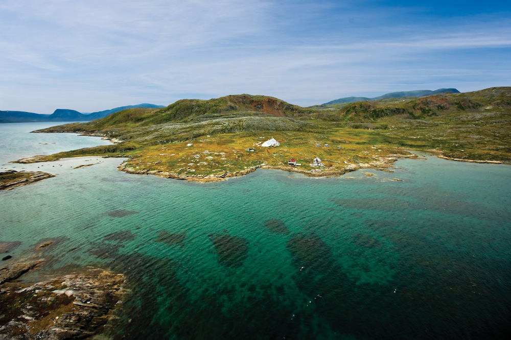 The coastlines of Newfoundland and Labrador boast untapped wilderness for One Ocean passengers to explore. Photo: Barrett & MackKay