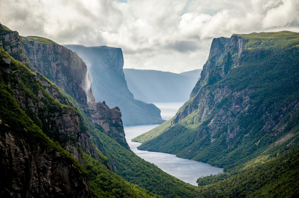 One Ocean travelers can expect to seestunning landscapes as they journey through Canada's East Coast. Photo: Newfoundland and Labrador Tourism