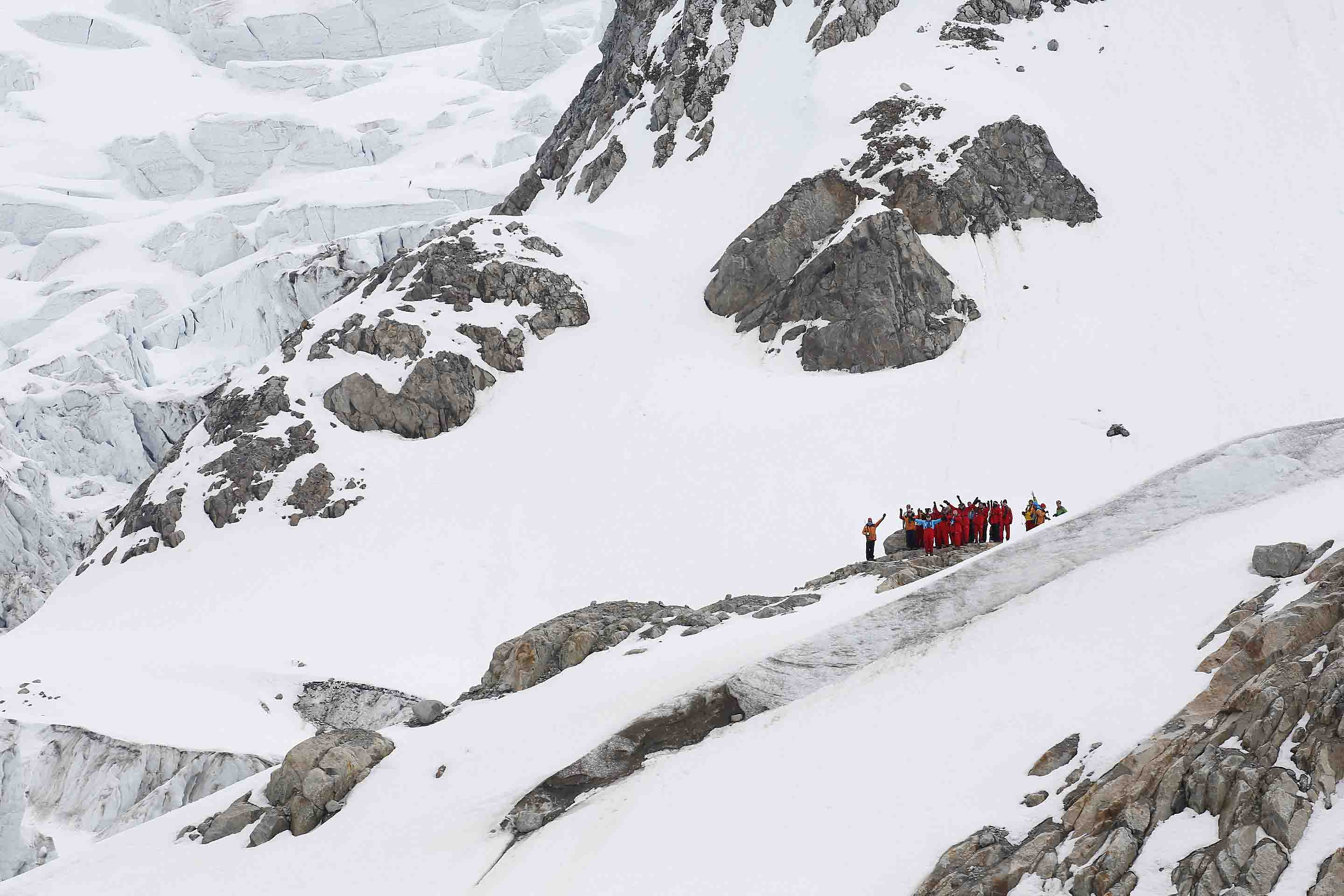The Northwest Passage offers plenty of hiking opportunities on your One Ocean Expeditions adventure cruise.