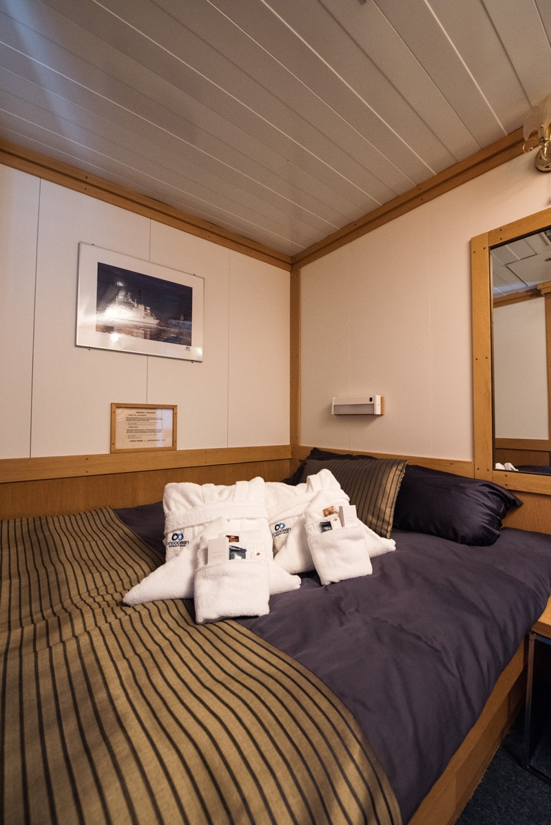 The One Ocean Suite, One Ocean Expeditions. Photo: Ronald Visser