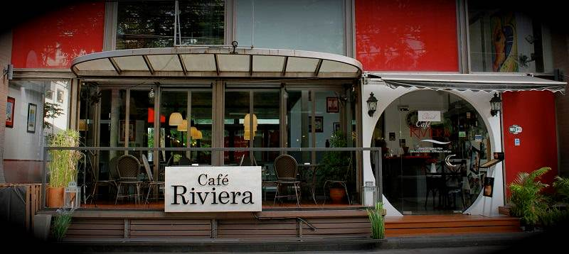 Cover photo for article Café Riviera: From the shores of the French Riviera to the busy streets of Bangkok