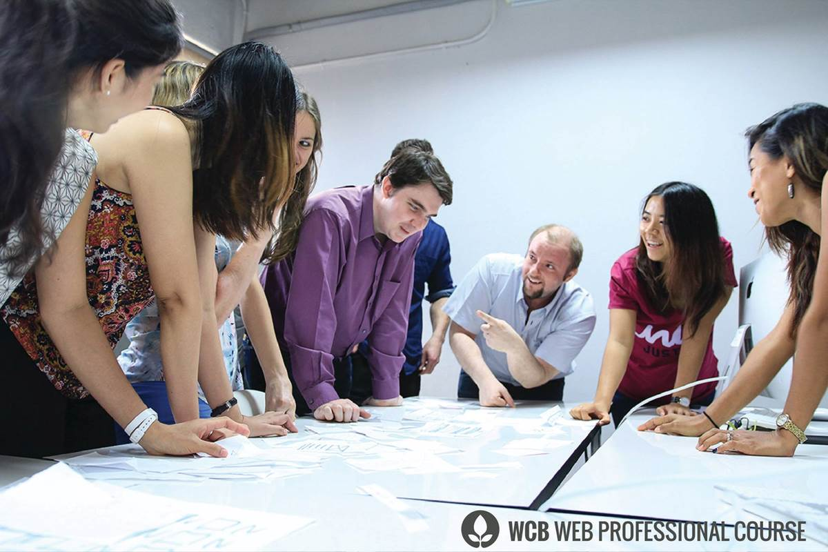 Web Design Professional Course July 2016 Activity Web Courses Bangkok One Place Bangkok