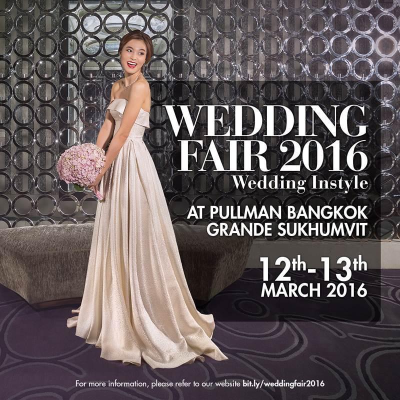 Instyle Wedding Fair 2016 | Misc | Pullman Bangkok Grande Sukhumvit ...