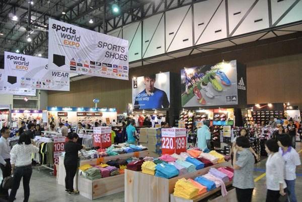4401adaa52de57 Thailand International Sport Expo 2015