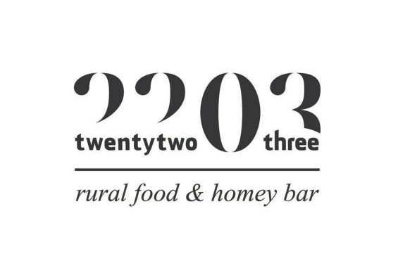 2203 - twenty two O three