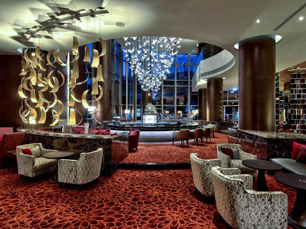 B/Sharp Lounge and Bar Radisson Blu Bangkok